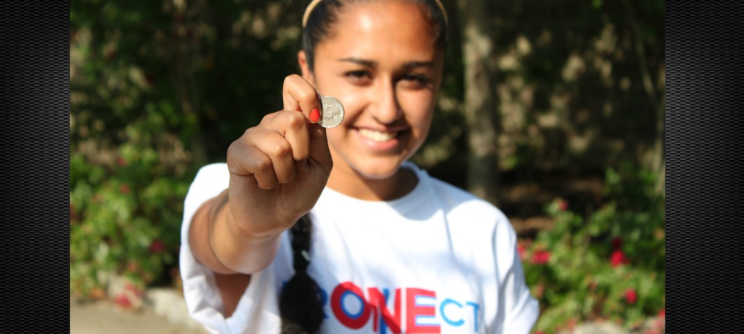 The ONE Project: One great volunteer movement from Robbinsville