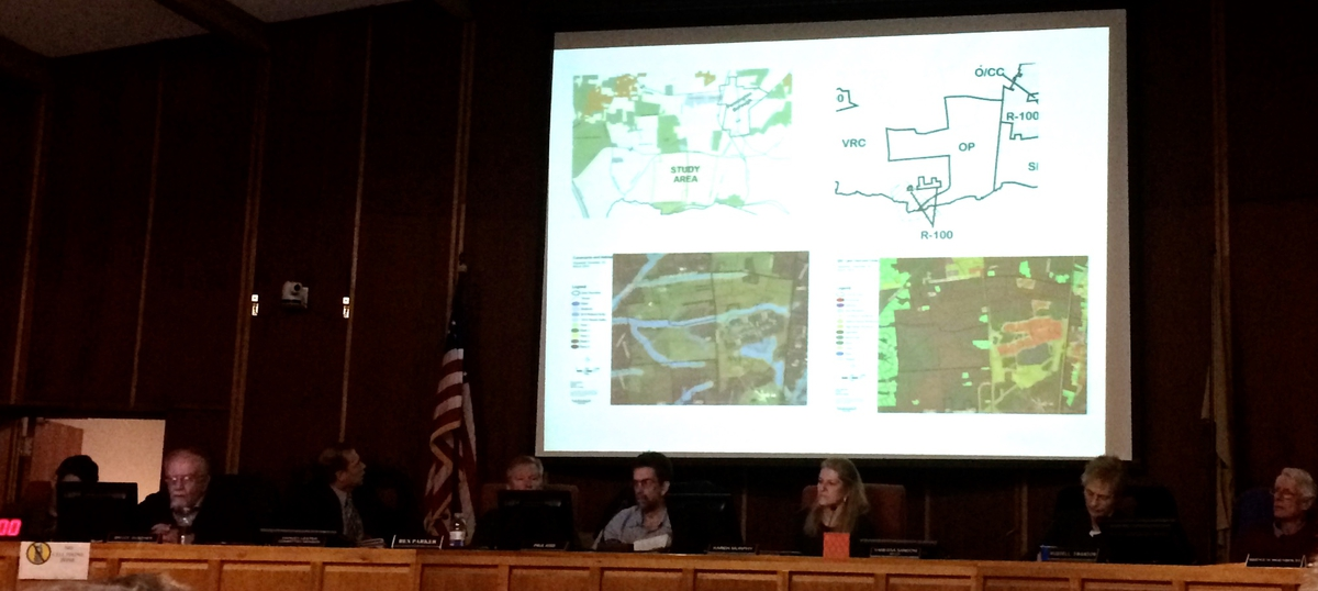 Hopewell Twp Residents Ask Planning Board to Go Back to Drawing Board