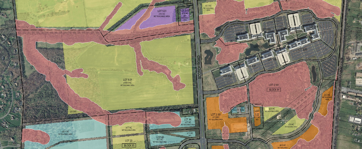 LIVE: Hopewell Township Holds Third Public Hearing About Scotch Road Development