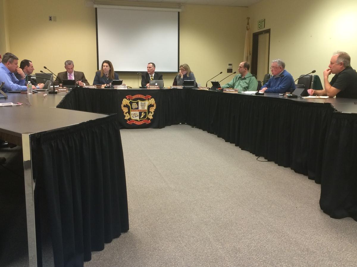 Draft Budget Presentation Points to Future of HVRSD