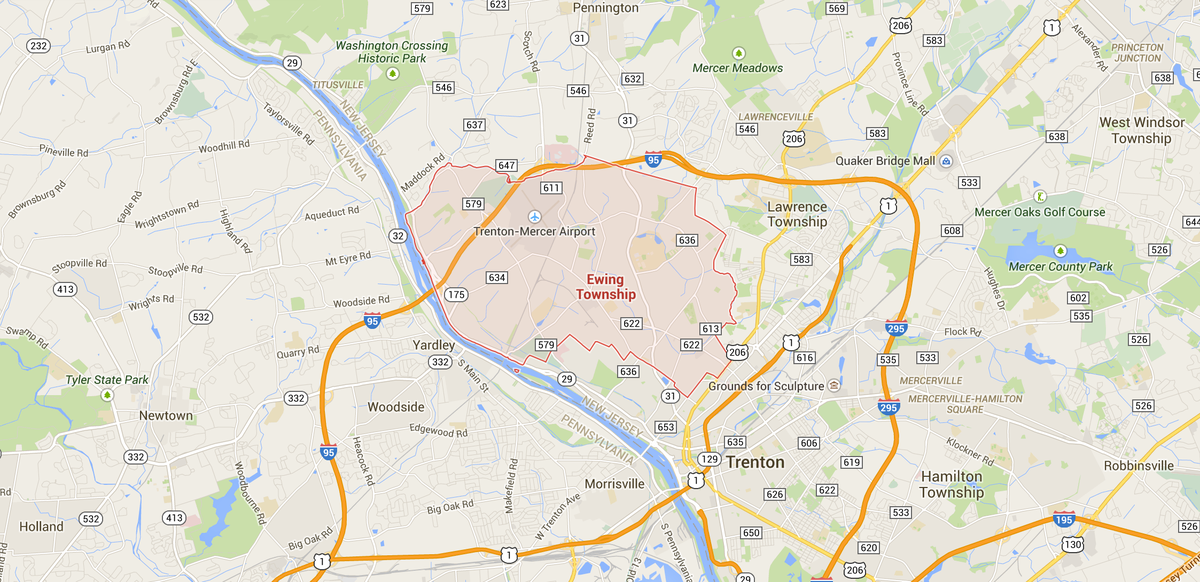 Gunshots in Ewing on Rt 31, At Least One Wounded