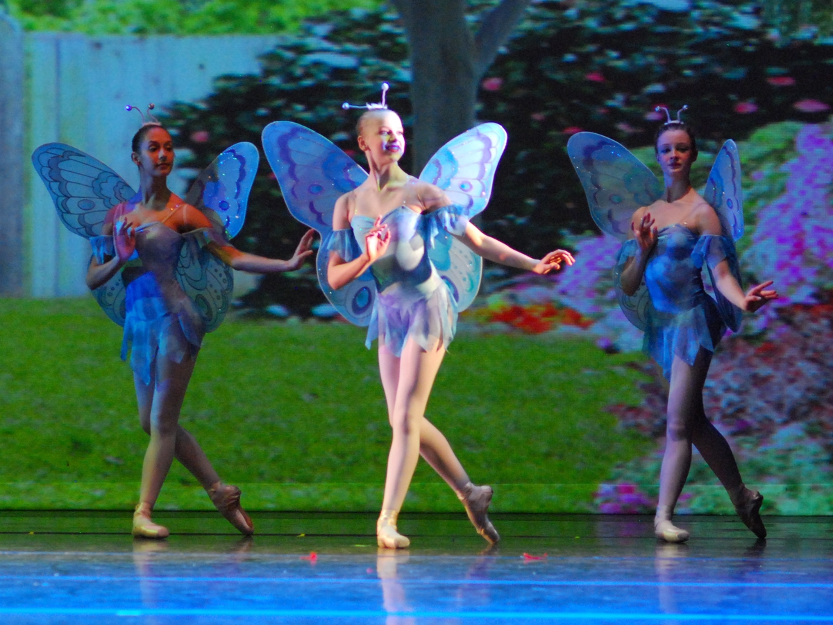 Celebrate Spring with The Secret Garden by the Princeton Youth Ballet