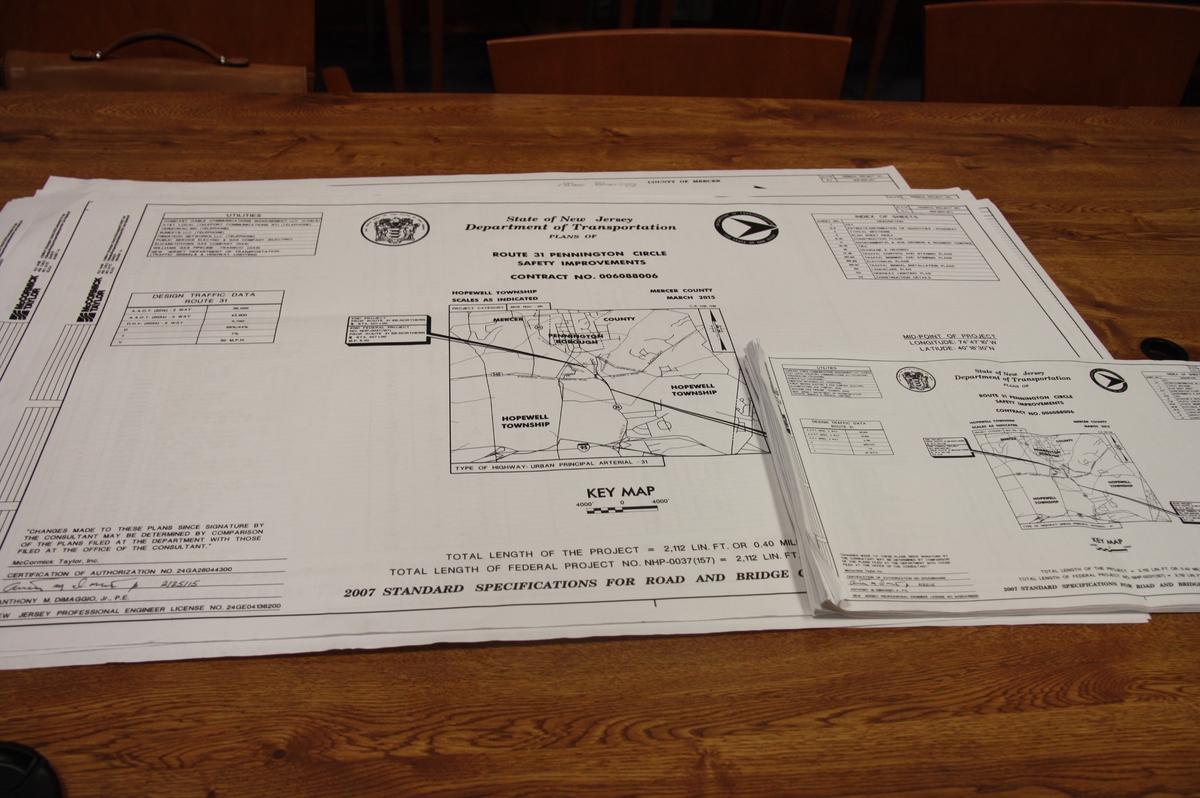 Pennington Circle Construction to Start Soon, Improvement Details
