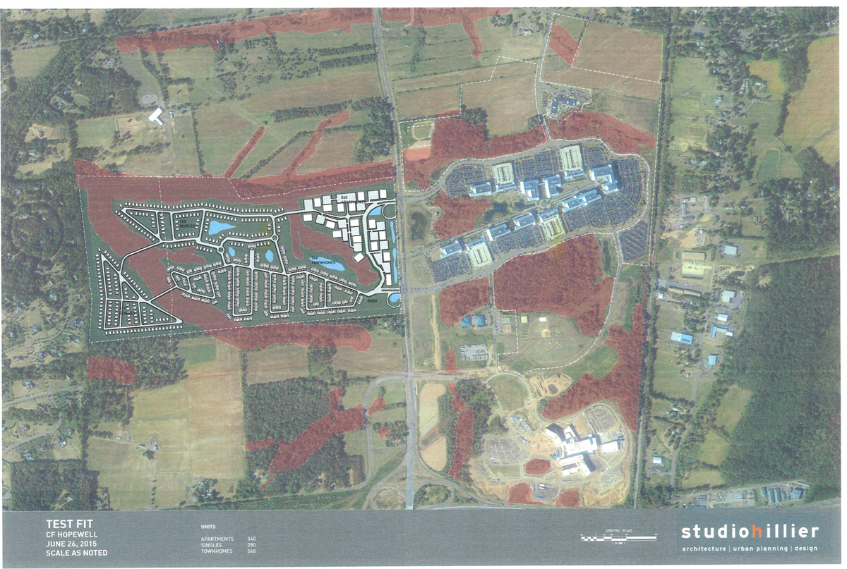 Developer Steps Up with Plans for Scotch Road, Hopewell Township Reacts