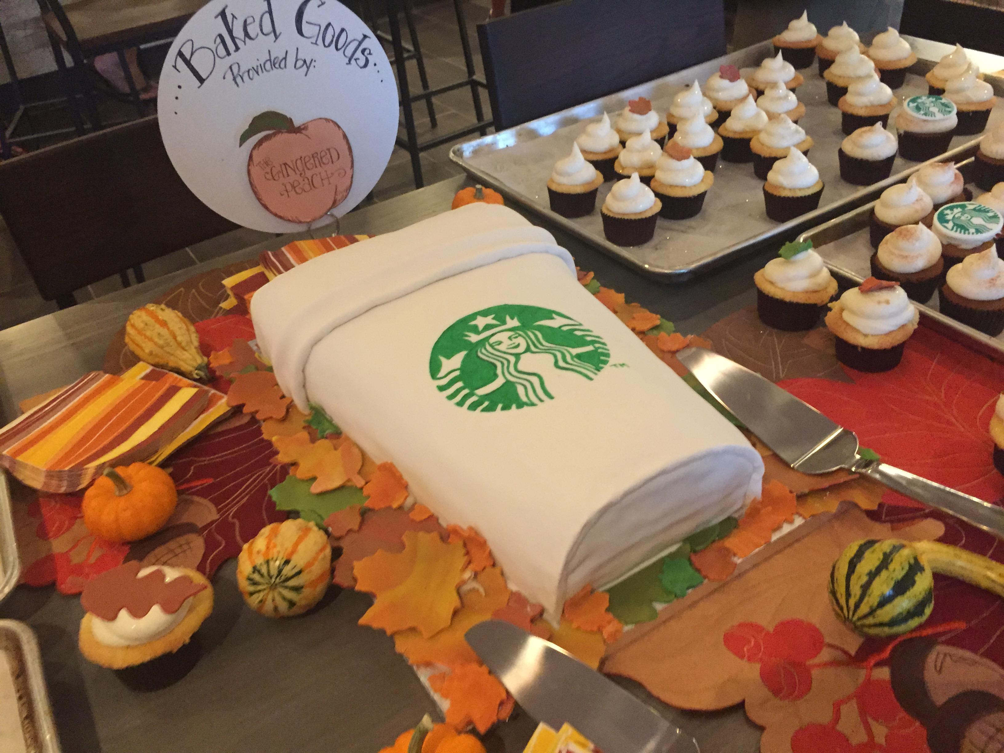Mayor Welcomes Starbucks to Lawrence Main Street