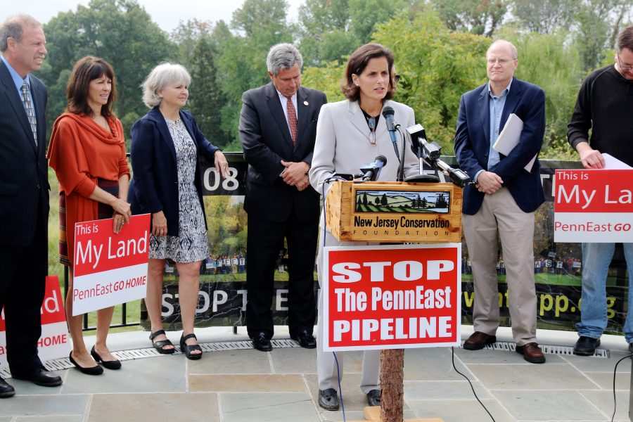 Muoio Raises Alarm over Fed's Short Review Time for PennEast Pipeline Project