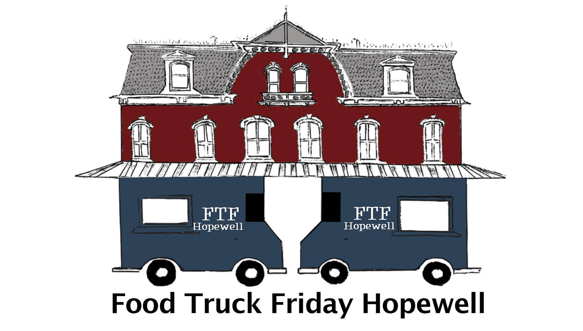 Food Truck Friday Comes Back to Hopewell Boro with More Trucks than Ever