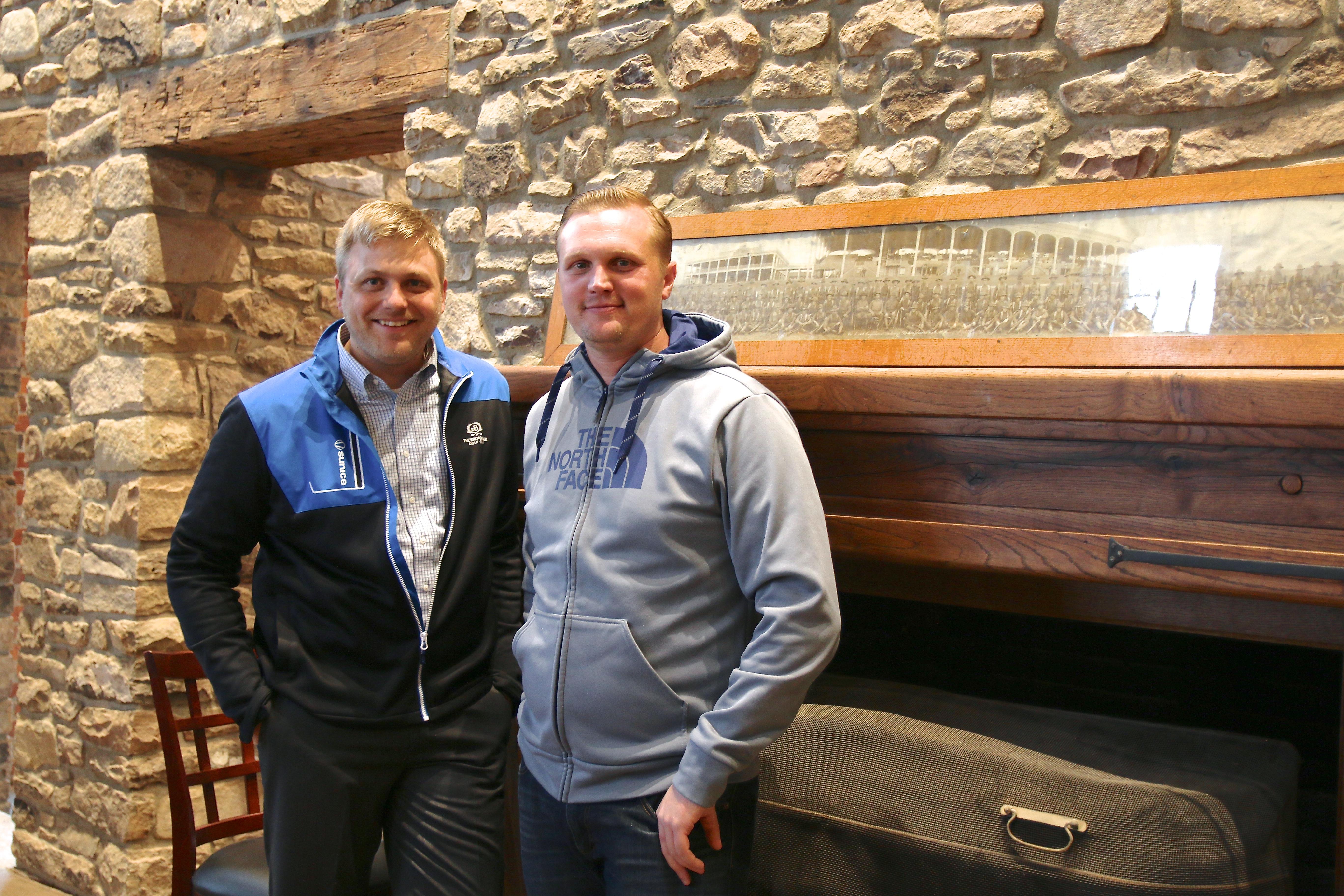Spotlight: Behind the Brick Farm Tavern