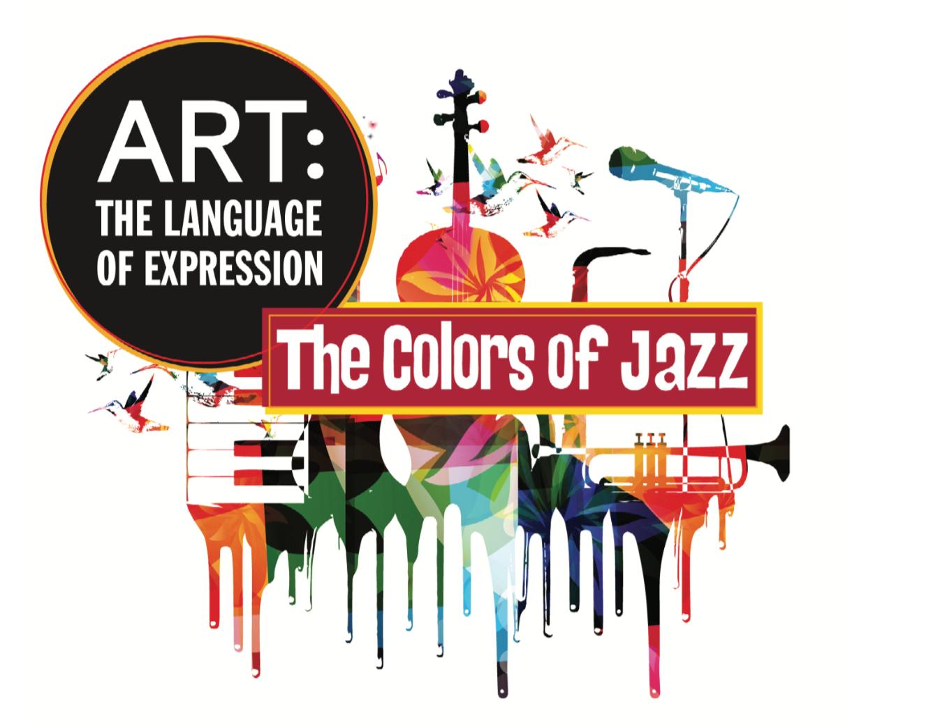 Arts Council Presents Unique Jazz Concert, Art: The Language of Expression Colors of Jazz