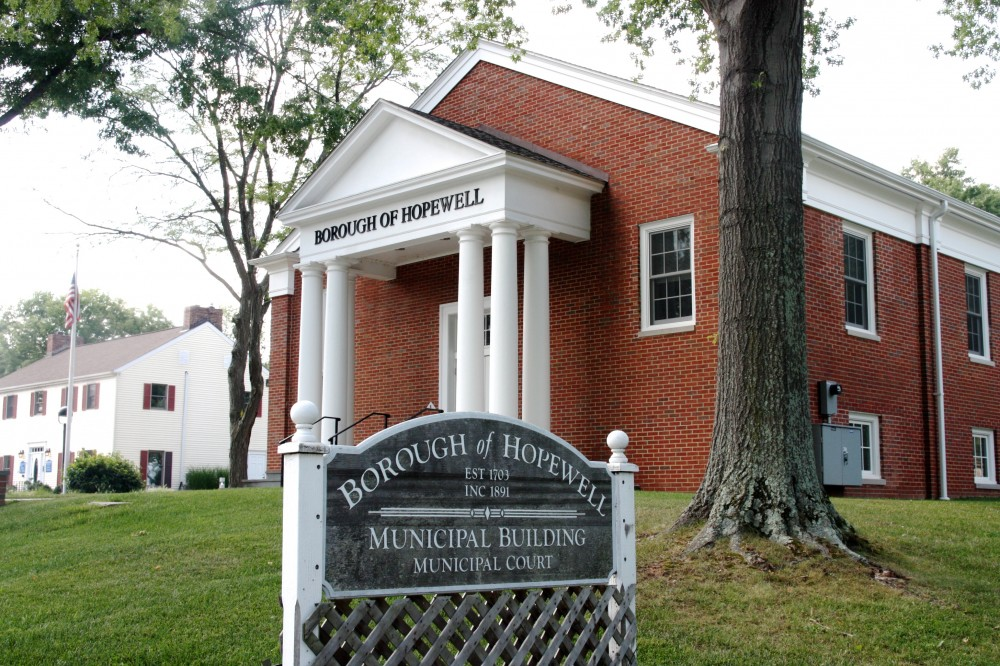 Hopewell Borough to review Master Plan