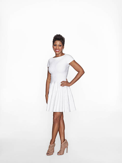 """Womanspace to Honor Tamron Hall of NBC News' """"TODAY"""" and MSNBC's NewsNation"""
