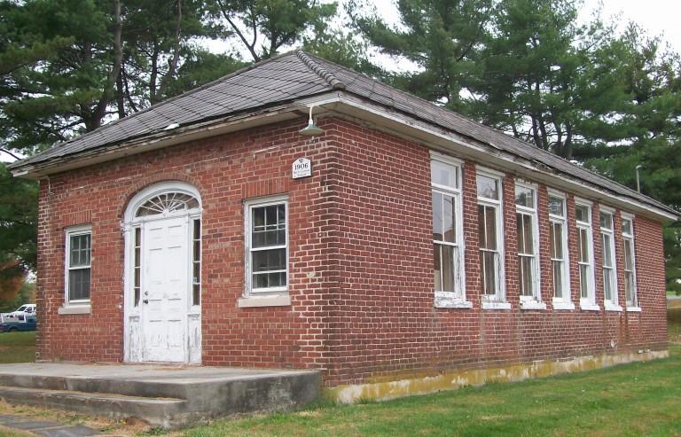 HV Historical Society Hopes for Hart's Corner Schoolhouse Repairs