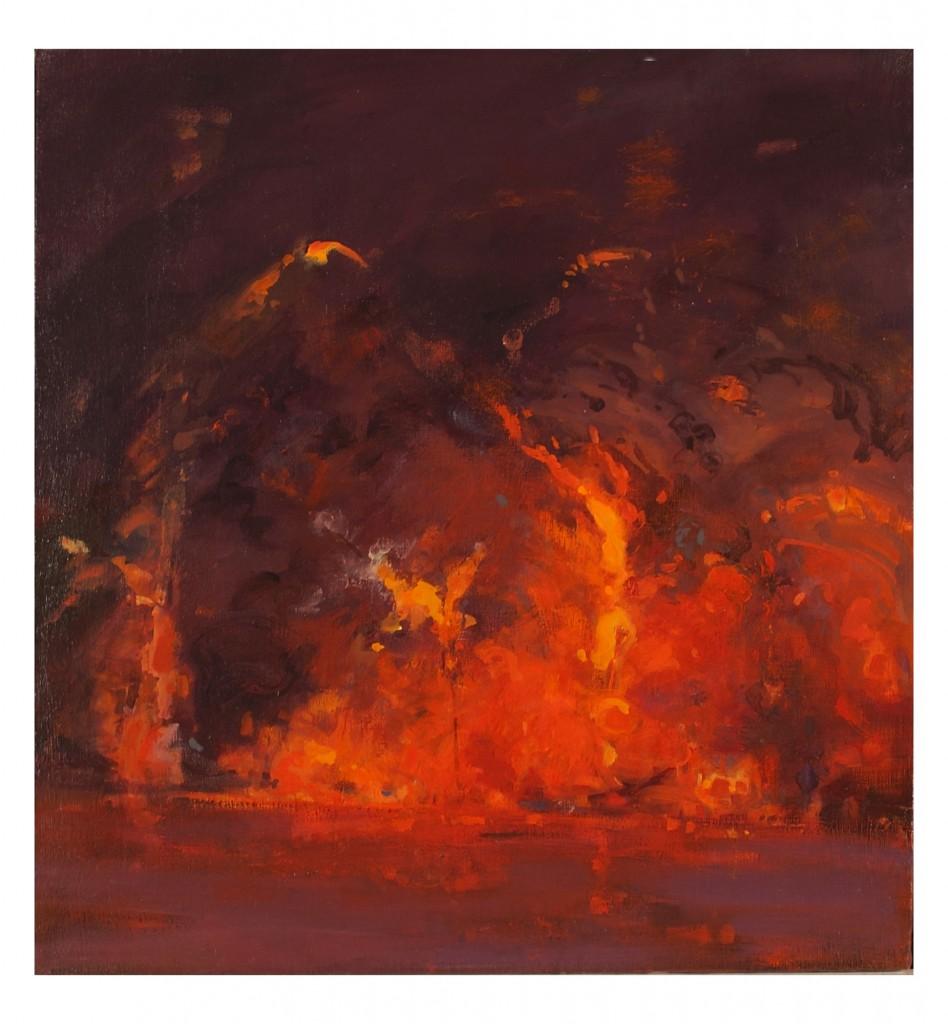 """""""Fire Dance"""" by Paul Mordetsky"""