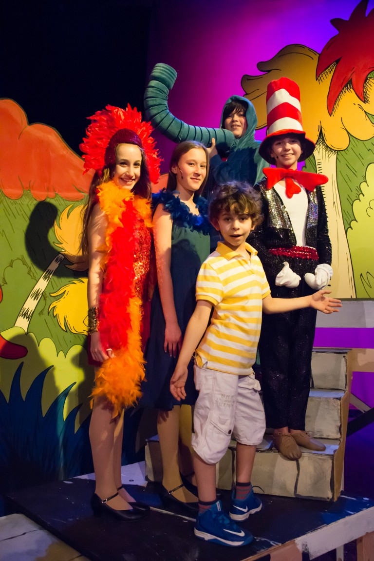 Hopewell Valley Children's Theatre Presents Seussical Jr