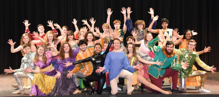 Hopewell Valley Central High Proudly Presents Pippin