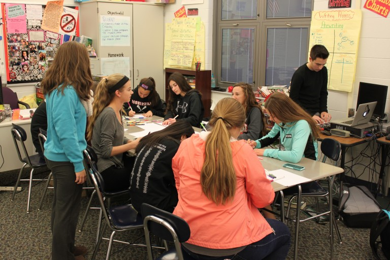 Robbinsville High School Students Unite to Spread Kindness to Pediatric Patients