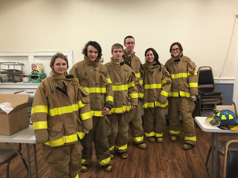 Spotlight: Teenage Fire and EMS Volunteers Serve Community in Hopewell Valley Fire Departments