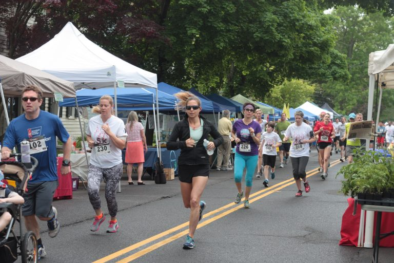 Support Hopewell Valley's Youth at 41st Annual Pennington 5K