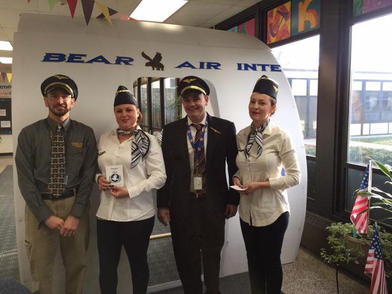 Bear Tavern Students Travel to Far-off Lands at International Night
