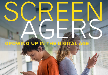 Two Showings of Screenagers, A Documentary About Parenting in a Digital World
