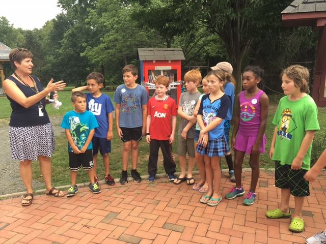 Celebrating Little Libraries in Hopewell Borough