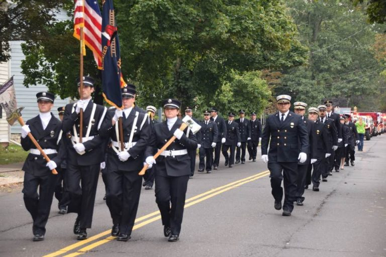 Pennington Fire Company Hosts 2016 Mercer County Fire Parade (PHOTOS)