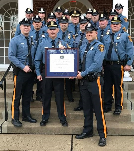 Lawrence Township Police Receives Accreditation