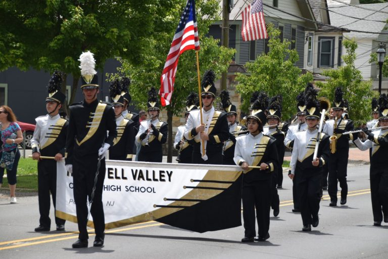 Hopewell Borough Honors Memorial Day with Traditional Parade