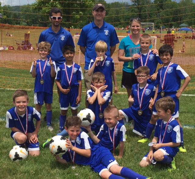 Teamwork Brings Success to the Hopewell Hurricanes