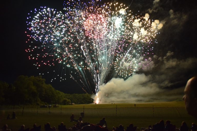 Hopewell Valley Veterans Association Hosts Car Show and Fireworks Display (PHOTOS)