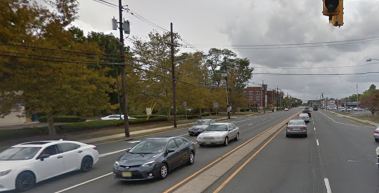 Route 1 S Overnight Lane Closures Next Week