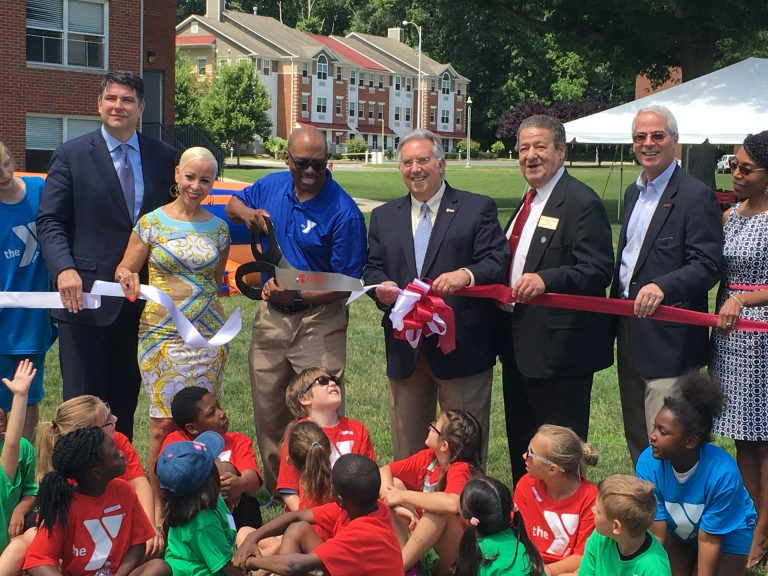 Trenton YMCA and Rider University Welcome Very First Campers