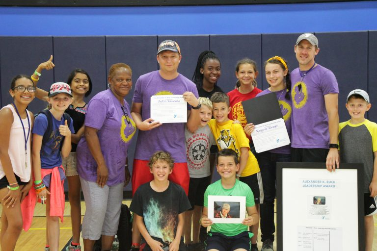 Seventh Annual YMCA Buck Leadership Award Recognizes Two Local Young Adults