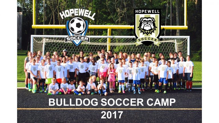 Hopewell Valley Soccer Association hosted first evening youth soccer camp