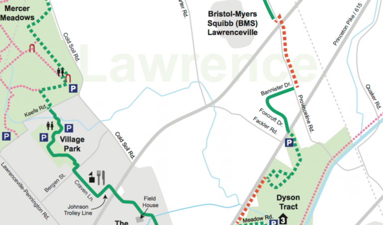 Lawrence Hopewell Trail to celebrate opening of King's Highway Segment