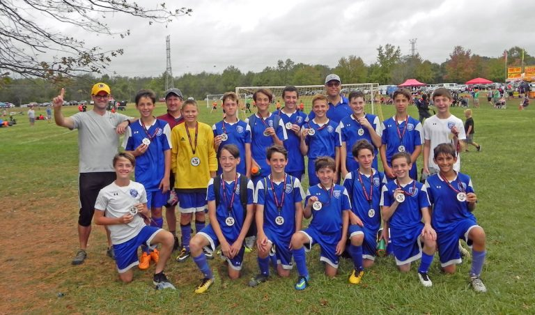 Hopewell Valley Avalanche Takes First Place in Tournament