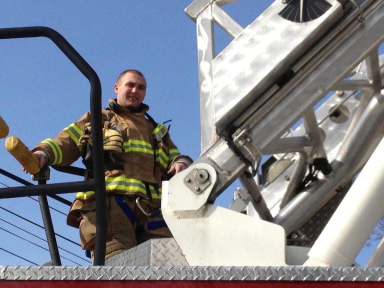 Volunteer Firefighting Forges Successful Careers