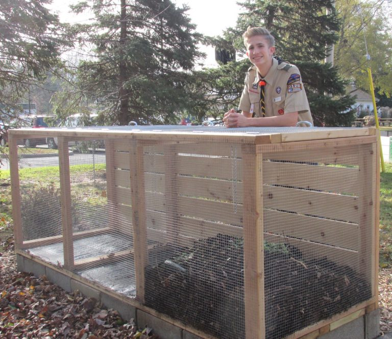 Pennington Eagle Scout Project Partners with Bridge Academy