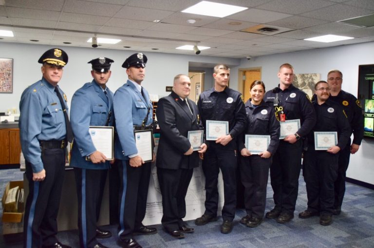 Heroes Recognized by Hopewell Township