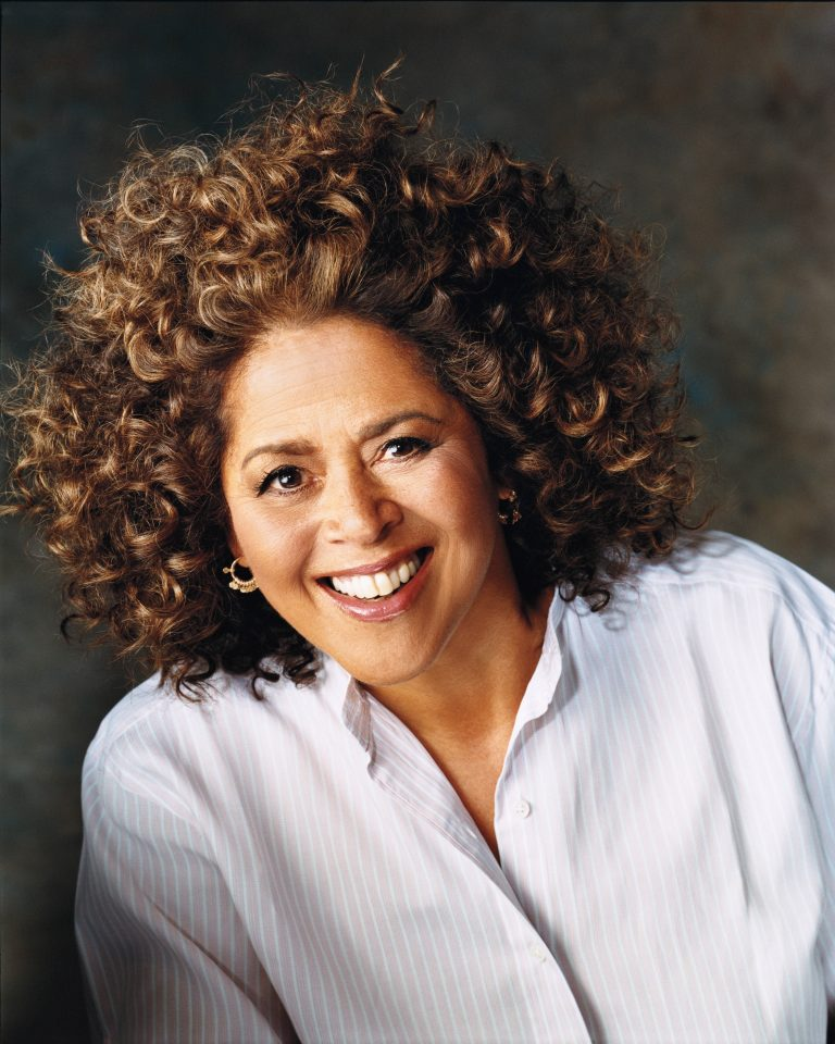 (NEW DATE) Actress and Playwright Anna Deavere Smith to Perform and Speak at TCNJ