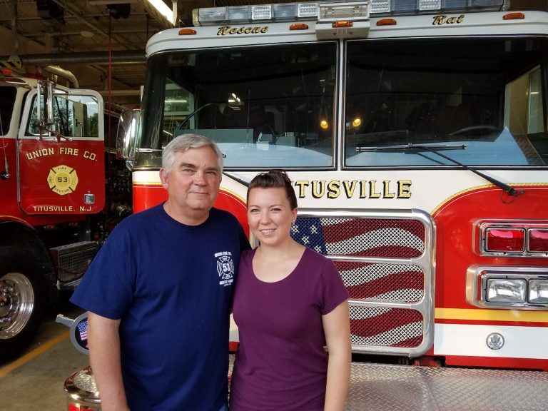 New Volunteer Program Matches Hopewell Valley Baby Boomers with Fire, EMS Units (Part 1 of 4)