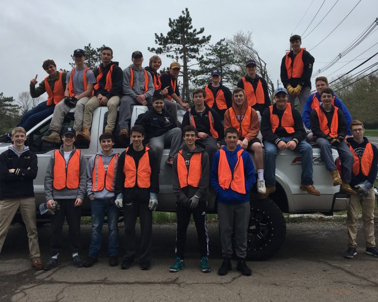 Hopewell Township Clean Communities Day with FoHVOS