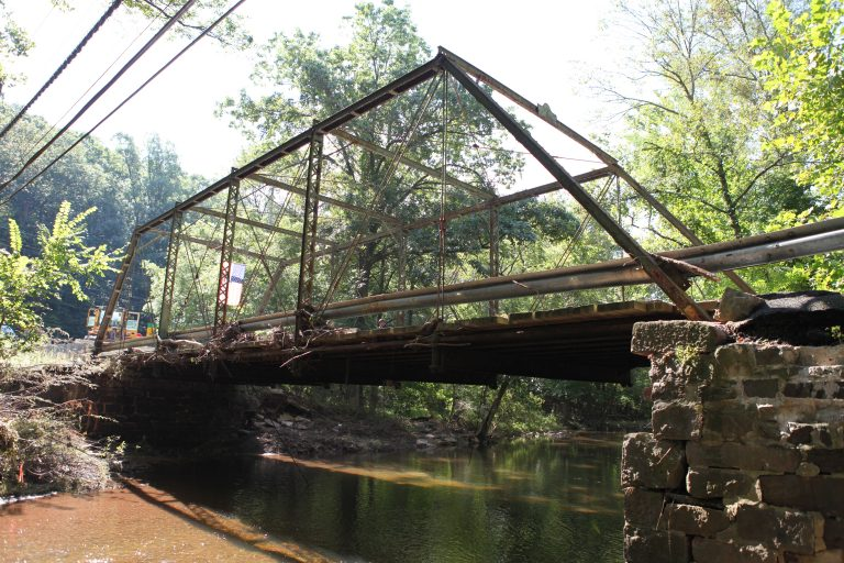 Old Jacobs Creek Bridge Truss Finds New Home