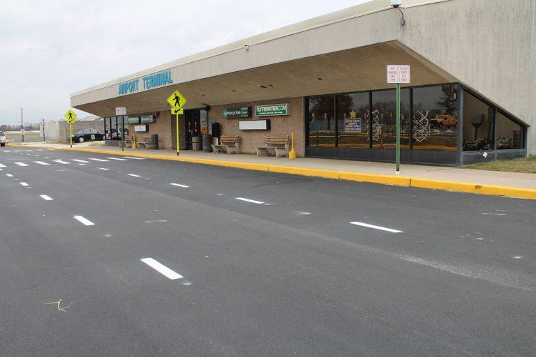 Mercer County Announces Progress on Airport Improvements