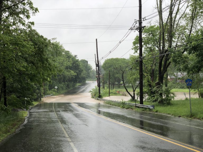 Local Flooding on Sunday of Memorial Day Weekend (Photos and Video)
