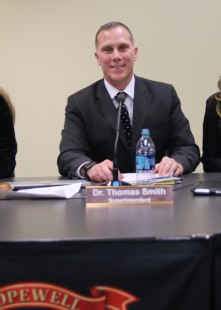 Hopewell Valley's Dr. Tom Smith Honored as Mercer County Superintendent of the Year