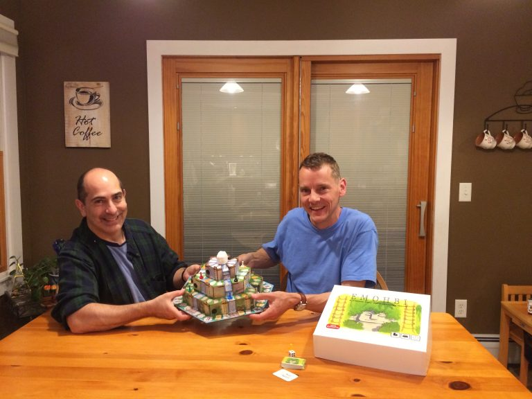 Two Hopewell Dads Create New Board Game for Kids of All Ages