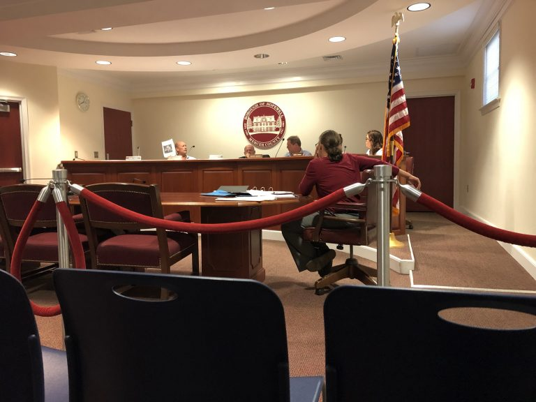 Redevelopment and Phone Company Litigation Discussed by Hopewell Borough Council