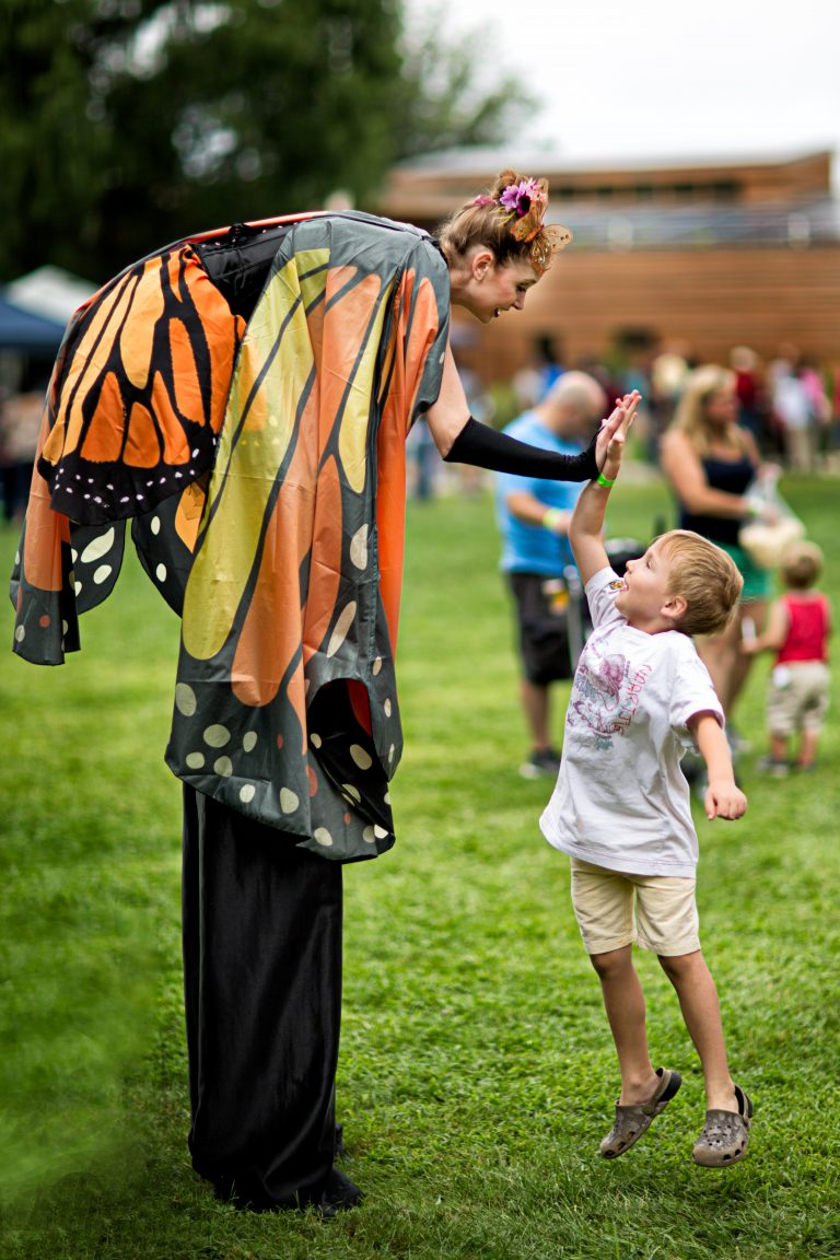 Watershed Celebrates 18th Annual Butterfly Festival