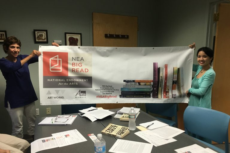 Pennington's Small Town Library to Launch Big Read